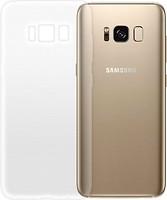 Фото GlobalCase Samsung Galaxy S8 SM-G950 Extra Slim TPU светлый (1283126475948)