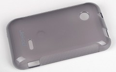 Фото Jekod Sony ST21i Xperia Tipo TPU Protective Frost Grey (JKTPUSEST21I)