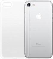 Фото GlobalCase Apple iPhone 7 Extra Slim TPU светлый (1283126474132)