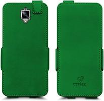 Фото Stenk Prime Flip Case OnePlus 3T зеленый