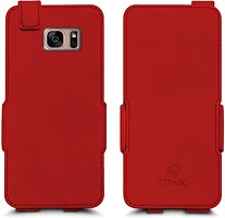 Фото Stenk Prime Flip Case Samsung Galaxy S7 Edge красный
