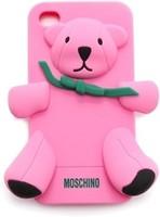 Фото Moschino Bear Apple iPhone 5/5S Pink