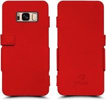 Фото Stenk Prime Samsung Galaxy S8 красный