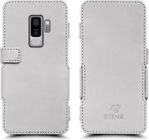 Фото Stenk Prime Samsung Galaxy S9 Plus белый