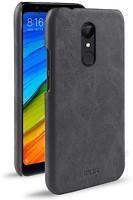 Фото Mofi Xiaomi Redmi 5 Leather Case Black