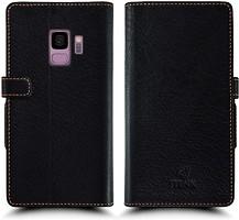 Фото Stenk Wallet Samsung Galaxy S9 черный