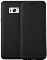 Totu Acme Leather Case for Samsung Galaxy S8 Black