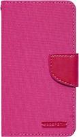 Фото Goospery Canvas Diary Universal 4.0-4.5 Hot Pink