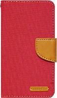 Фото Goospery Canvas Diary Universal 4.5-5.0 Red