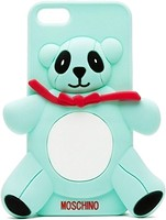 Фото Moschino Panda Apple iPhone 5/5S/SE Green