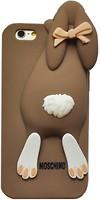 Фото Moschino 3D Rabbit Apple iPhone 6/6S Brown