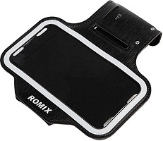 Фото Romix Touch Screen Armband Case Black (RH07-4.7B)