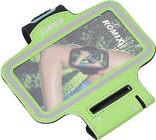 Фото Romix Touch Screen Armband Case Green (RH07-4.7GN)