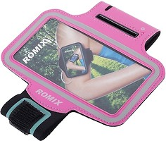 Фото Romix Touch Screen Armband Case Pink (RH07-4.7P)