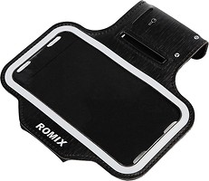 Фото Romix Touch Screen Armband Case Black (RH07-5.5B)