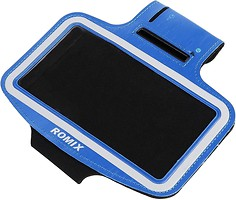 Фото Romix Touch Screen Armband Case Blue (RH07-5.5BL)