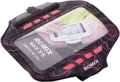Фото Romix Touch Screen Armband Case Pink LED (RH19-4.7P)