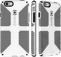 Фото Speck Apple iPhone 6/6S CandyShell Grip White/Black (SP-73425-1909)