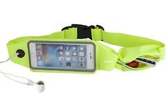 Фото Romix Touch Screen Waist Bag Green (RH16-4.7GN)