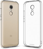 Фото MakeFuture Air Case Xiaomi Redmi 5 Plus Clear (MCA-XR5P)