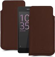 Фото Stenk Elegance Sony Xperia E5 коричневый