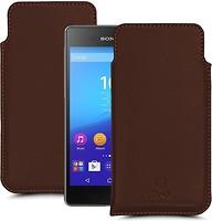 Фото Stenk Elegance Sony Xperia M5 коричневый