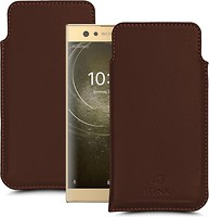Фото Stenk Elegance Sony Xperia XA2 Ultra коричневый