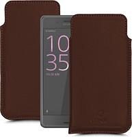 Фото Stenk Elegance Sony Xperia X Performance коричневый