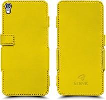 Фото Stenk Prime Sony Xperia E5 желтый
