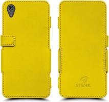 Фото Stenk Prime Sony Xperia XA1 желтый