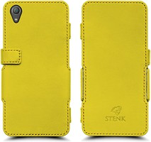 Фото Stenk Prime Sony Xperia XA1 Plus желтый