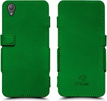Фото Stenk Prime Sony Xperia XA1 Plus зеленый