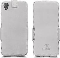 Фото Stenk Prime Flip Case Sony Xperia XA1 Plus белый