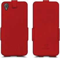 Фото Stenk Prime Flip Case Sony Xperia XA1 Plus красный