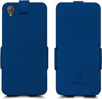 Фото Stenk Prime Flip Case Sony Xperia XA1 Plus синий
