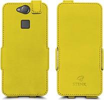 Фото Stenk Prime Flip Case Sony Xperia XA2 желтый