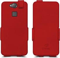 Фото Stenk Prime Flip Case Sony Xperia XA2 красный