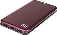 Фото BeCover Exclusive Xiaomi Redmi 6/6A Burgundy Red(702495)