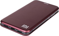 Фото BeCover Exclusive Xiaomi Redmi S2 Burgundy Red (702597)