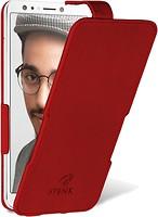Фото Stenk Prime Flip Case Asus Zenfone 5 ZE620KL красный
