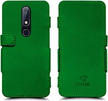 Фото Stenk Prime Nokia X6 зеленый