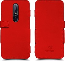 Фото Stenk Prime Nokia X6 красный