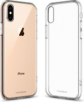 Фото MakeFuture Air Case Apple iPhone XS Max Clear (MCA-AIXSMCL)