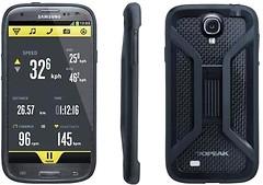 Фото Topeak Ride Case Samsung Galaxy S4 Black