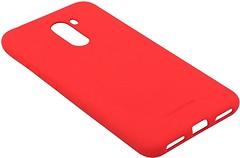 Фото BeCover Matte Slim TPU Xiaomi Pocophone F1 Red (702724)