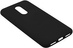 Фото BeCover Matte Slim TPU Xiaomi Redmi 5 Plus Black (702725)