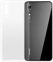 Фото GlobalCase TPU Extra Slim Huawei P20 Clear (1283126483417)