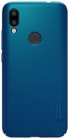 Фото Nillkin Super Frosted Shield for Xiaomi Redmi Note 7 Sapphire Blue