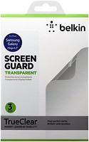 Belkin Galaxy Mega 6.3 Screen Overlay Clear 3in1 (F8M662vf3)
