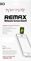 Фото Remax for Apple iPhone 6/6S Matte+Clear
